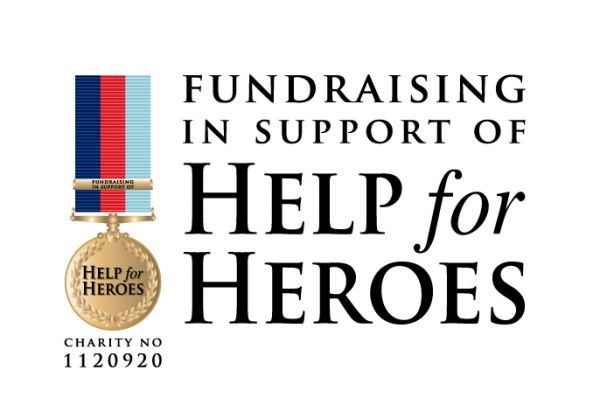 Help for Heroes fundraising