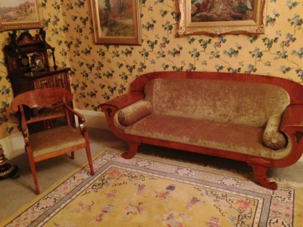 Antique Re-Upholstery